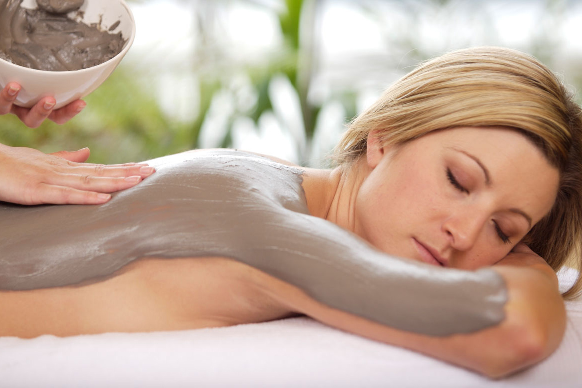 Argiloterapia: tratamentos estéticos com oligoelementos.