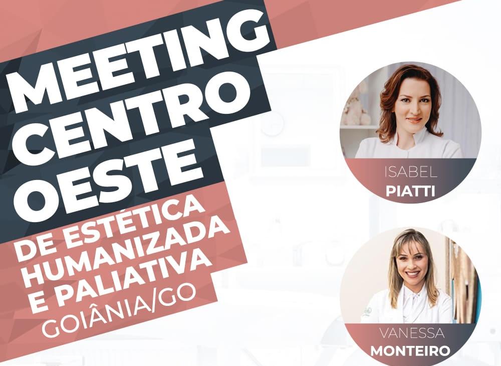Meeting Centro-Oeste de Estética Humanizada e Paliativa