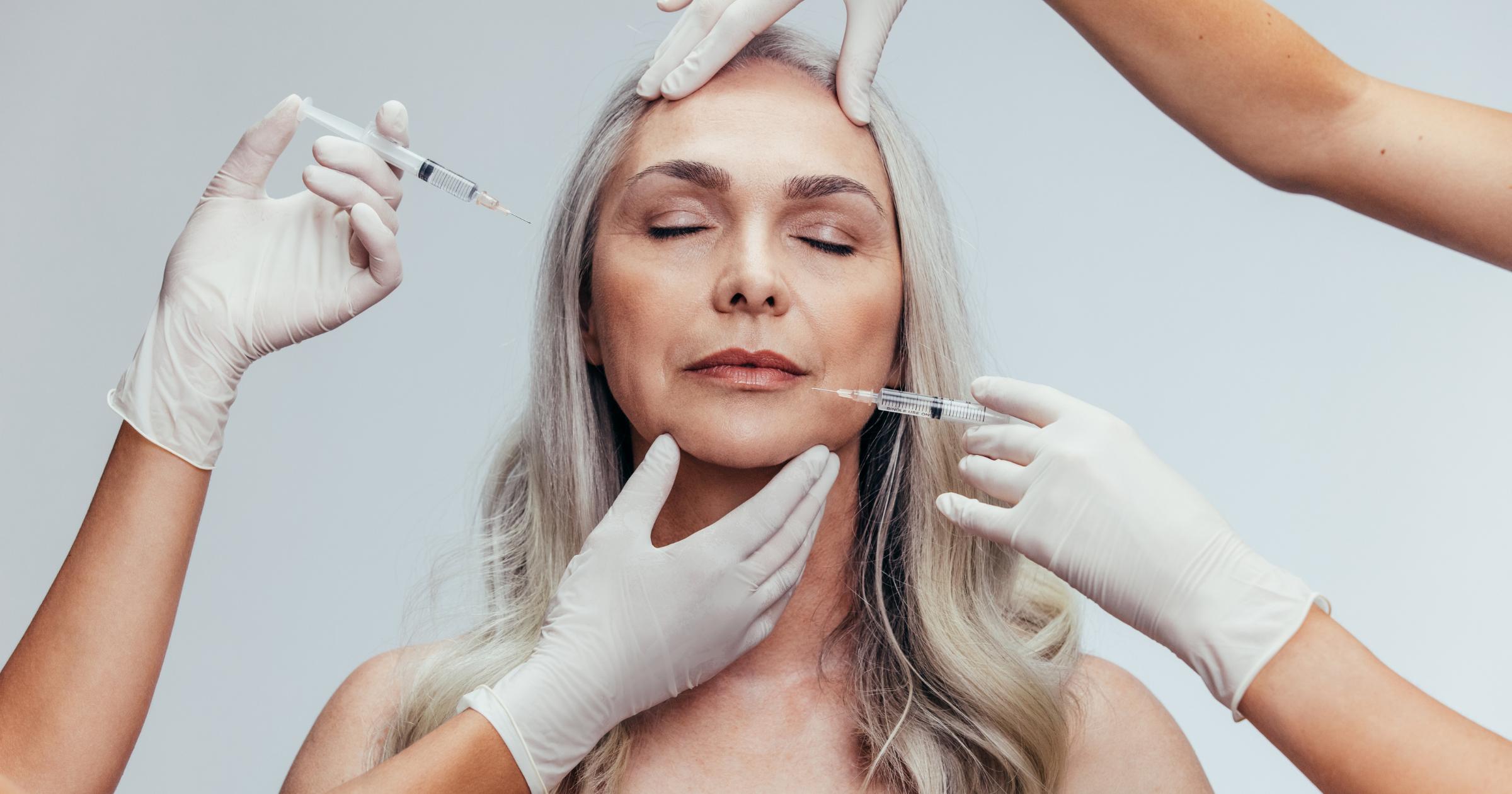 Harmonização Facial – Procedimentos personalizados